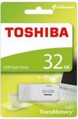 Toshiba 32.0GB USB 手指 (THN-U202W0320A4)