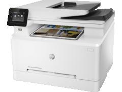 HP Color LaserJet Pro MFP M281fdn 彩色鐳射打印機(T6B81A)