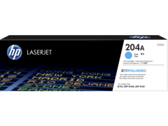 HP CF511A (204A)(原裝)(900pages)Laser Toner Cyan