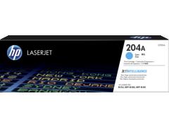 HP CF511A (204A)(原裝)(900pages)Laser Toner Cyan