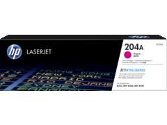 HP CF513A (204A)(原裝)(900pages)Laser Toner Magenta
