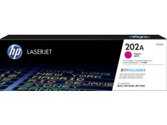 HP CF503A (202A)(原裝)(1.3K)Laser Toner Magenta