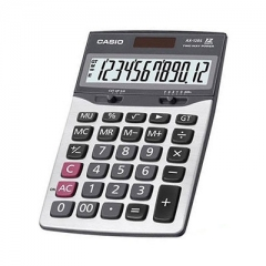 Casio AX-120S 計數機(12位)