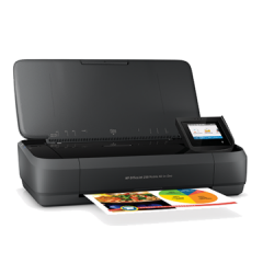 HP OfficeJet 250 Mobile 流動多合一噴墨打印機