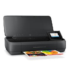 HP OfficeJet 250 Mobile 流動多合一噴墨打印機