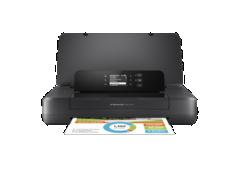 HP OfficeJet 200 Mobile 流動打印機