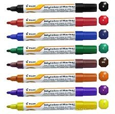 Pilot WBMK-M 梯筒 白板筆-什色供選擇 紫色