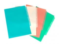 F4 四層 Folder (多色選擇) 茶色