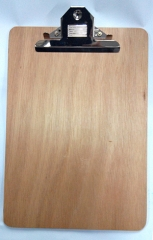 單板夾 Plastic Clipborad A4 木製