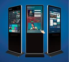 BLUE STAR 座地式觸摸顯示屏 42吋Android觸摸一體機