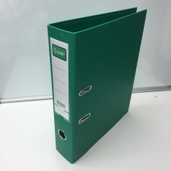 A4 / 3吋 Data Base 顏色 膠面快勞 綠色