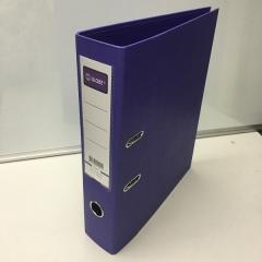 A4 / 3吋 Data Base 顏色 膠面快勞 紫色