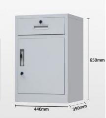 鋼櫃 多功能矮櫃 鋼櫃 文件櫃 組合櫃 1斗1櫃