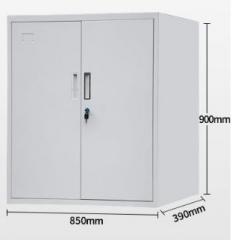 鋼櫃 多功能矮櫃 雙開通櫃