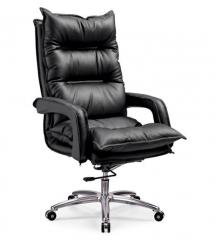 FAX88 BC8502 大班椅/書房椅 簡約黑色