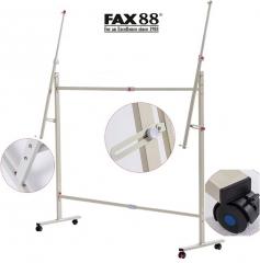 FAX88 白磁板活動腳架 4x8 呎加强型
