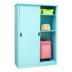 FAX88 户外型儲物櫃 2000x1200x550mm 淺藍色