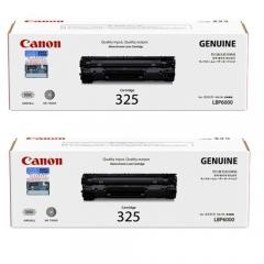 Canon Cartridge - 325 原裝碳粉 兩個