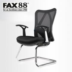 FAX88 人體工學電腦椅 M16 弓型黑色