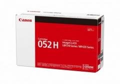 Cartridge 052(原裝) Laser Toner-Black 052H (高容量 9.2K