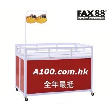 促銷售貨車 貨架車 展架車 促銷車 售貨車 #11370
