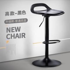 歐式吧椅 BH3841 高款黑座黑色