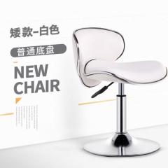 歐式吧椅 BL8158 矮款白色