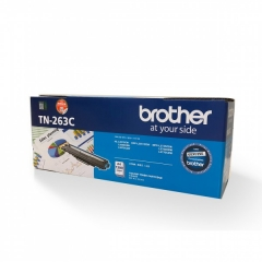 Brother TN-263/TN-267原裝碳粉 TN-263C (1.3K)青色
