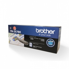 Brother TN-263/TN-267原裝碳粉 TN-267BK (3K)黑色