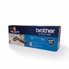 Brother TN-263/TN-267原裝碳粉 TN-267C (2.3K)青色