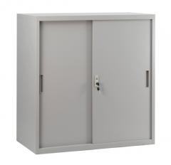 移門鋼櫃 多功能矮櫃 鋼櫃 文件櫃 組合櫃 H920xW800xD400mm