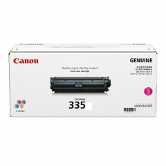 Canon CRG-335(原裝)Laser Toner CRG-335 M(高容量16.5K)