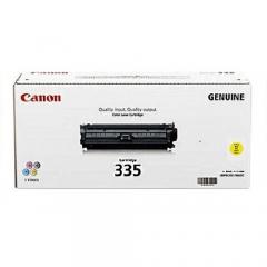 Canon CRG-335(原裝)Laser Toner CRG-335Y(高容量16.5K)