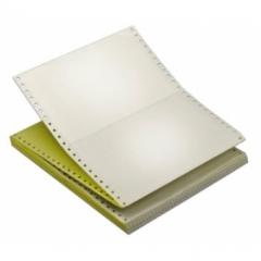 9.5吋 x 5.5吋 電腦紙 4層雜色