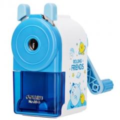 0641手搖筆刨 藍色