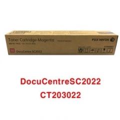 Fuji Xerox SC2022 原裝碳粉 CT203022(3K)Magenta