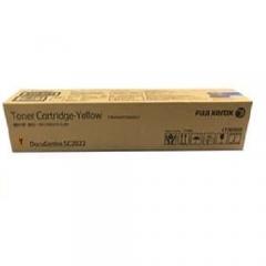 Fuji Xerox SC2022 原裝碳粉 CT203023(3K)Yellow