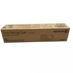 Fuji Xerox SC2022 原裝碳粉 CT203025(14K)Cyan