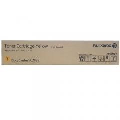 Fuji Xerox SC2022 原裝碳粉 CT203027(14K)Yellow