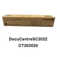 Fuji Xerox SC2022 原裝碳粉 CT203020(9K)Black