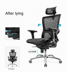AutoMax  辦公椅 大班椅 經理椅 書房椅 皇者系列 3328 黑色