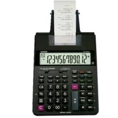 Casio HR-100RC 出紙計數機