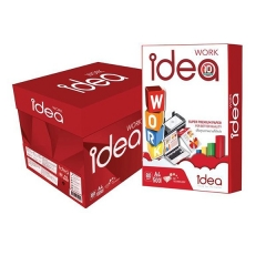 Idea Work A4 80g 特白影印紙 1包500張