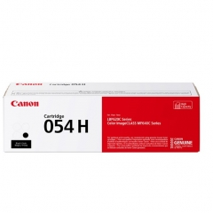 Canon Cartridge 054H 原裝碳粉 054H Black 3.1K