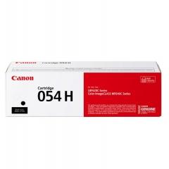 Canon Cartridge 054H 原裝碳粉 054H Cyan 2.3K
