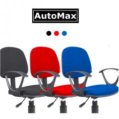 AutoMax 辦公椅 職員椅 書房椅 115710-5 黑色