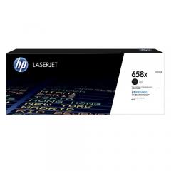 HP 658X 原裝高容量碳粉 W2000X BLACK