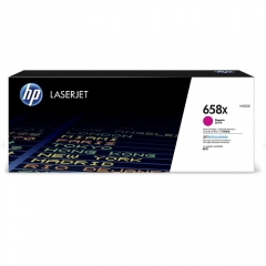 HP 658X 原裝高容量碳粉 W2003X MAGENTA