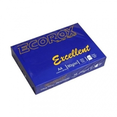 A4 80g ECOROX EXCELLENT 影印紙 藍色盒 10箱