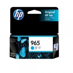 HP 965 原裝墨盒 Cyan 3JA77AA 700頁